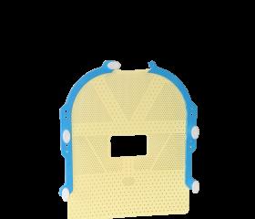 Fibreplast®, 2.4 mm, Variable Perf, Extended
