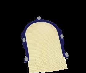 Fibreplast®, 2.4 mm, Standard Perf, Long