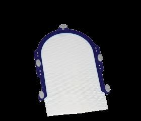 Aquaplast RT™, 2.4 mm, Standard Perf, Long