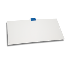 Aquaplast RT™ 30 cm x 60 cm x 3.2 mm solid with bonded Groin Lock (pre-punched for 30 cm handles)
