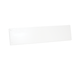 Aquaplast RT™ 15 cm x 60 cm x 3.2 mm solid (pre-punched for 15 cm handles)