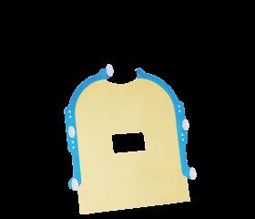 Fibreplast®, 3.2 mm, Micro Perf, Long