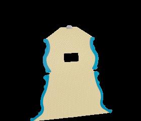 Fibreplast®, 3.2mm, Micro Perf
