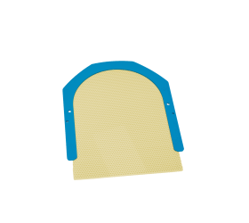 Fibreplast®, 3.2 mm, Standard Perf, Extended