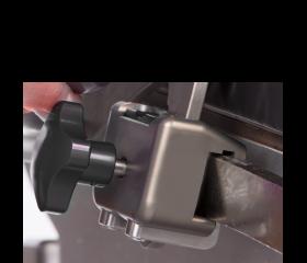 K-TEK™ Stirrup Select Blade Rail Clamp