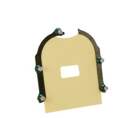 Fibreplast®, Portrait™ S-frame Head Only with Integrated Shim™, 3.2 mm